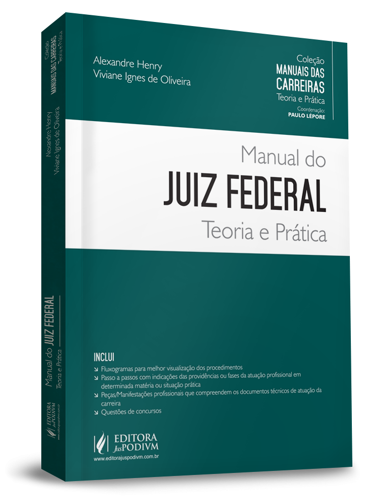 Manual do Juiz Federal